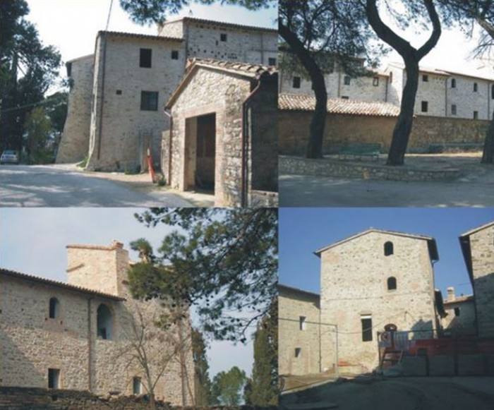 Todi – Castello Di Petroro