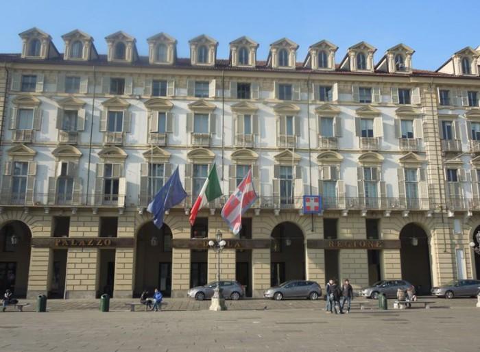 Torino – Piazza Castello