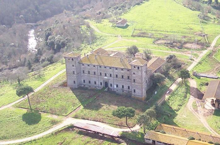 Viterbo – Roccarespampani Castle
