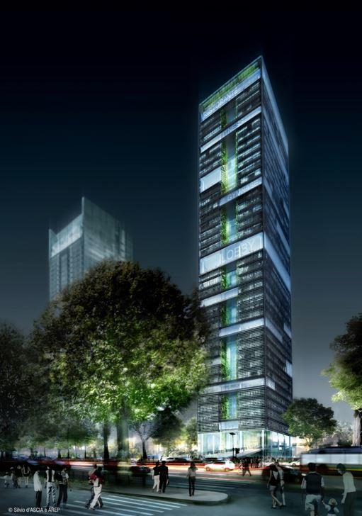 Torino Porta Susa Spina 2 – area for development