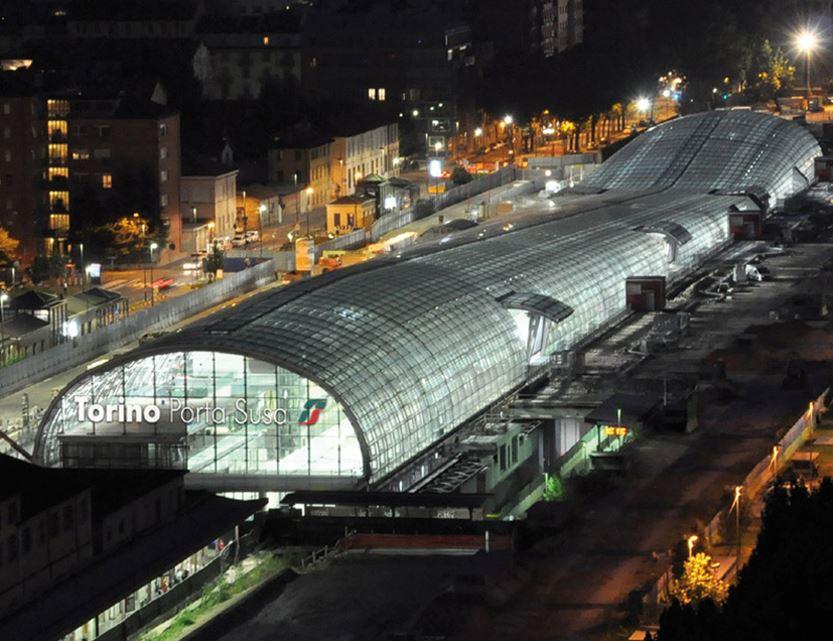 Torino porta susa stazione av ice italian trade agency - Porta susa stazione ...