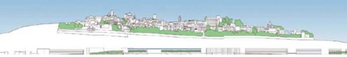 Bergamo – area for redevelopment