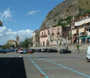 Taormina – area to be refurbished