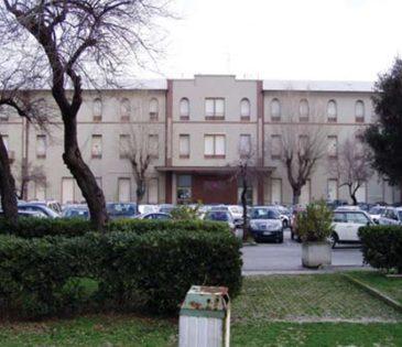 Senigallia – Former Hotel Marche