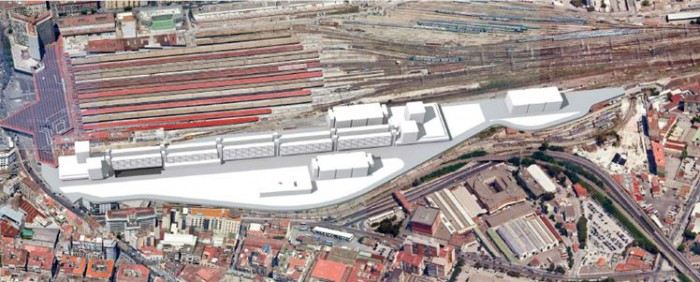 Napoli Corso Lucci – area da valorizzare