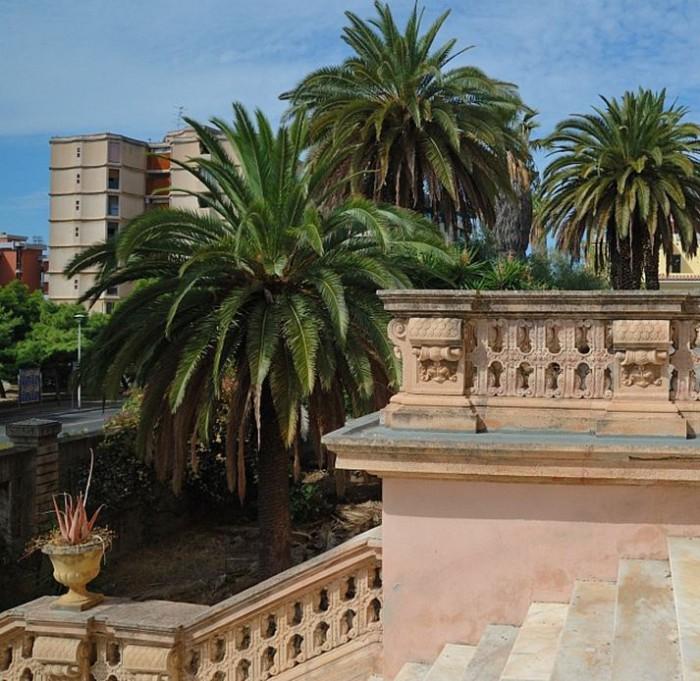 Cagliari – Villa Melis