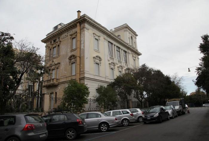 Roma – Villino Campos