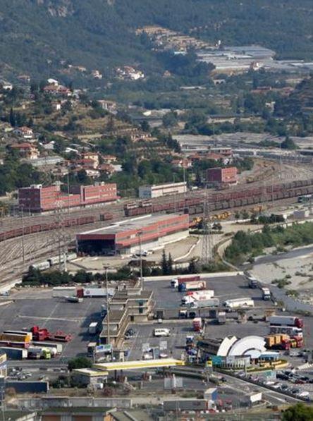 Ventimiglia – area (Parco Roja)