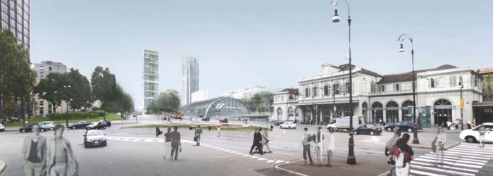Torino Porta Susa Spina 2 – area for development