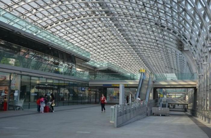 Torino Porta Susa – High-speed station