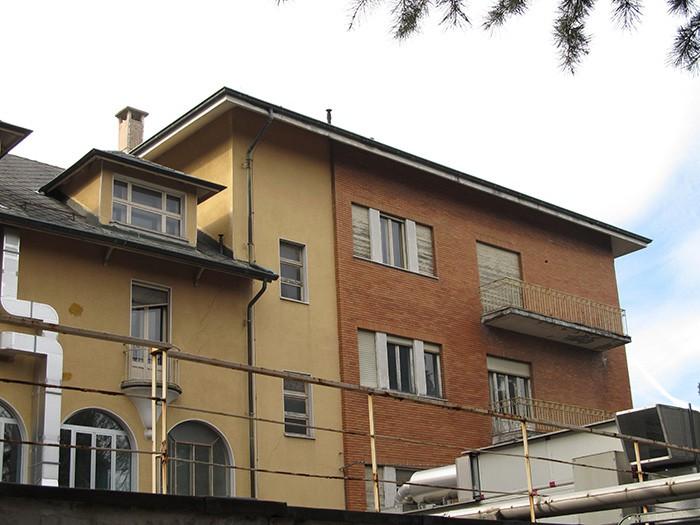 Torino – ex Ospedale (C.R.F)