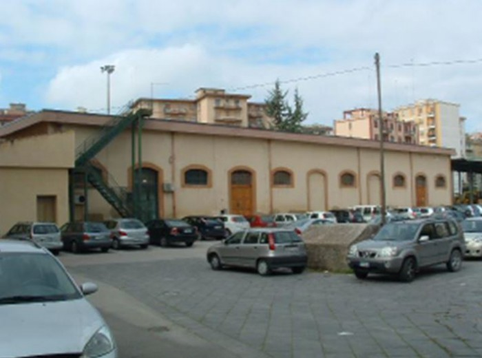 Caltanissetta – area to be developed