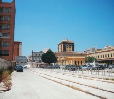 Trapani – area to be developed