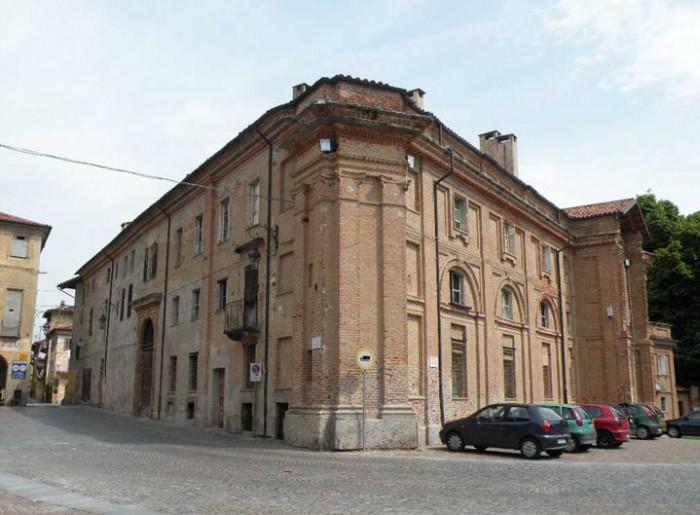 Agliè – Palazzo Birago