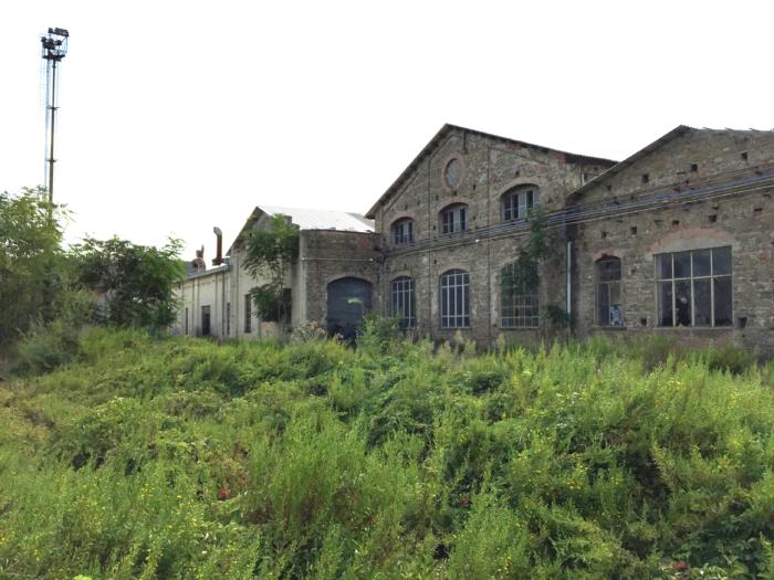 Firenze Porta al Prato – area for redevelopment
