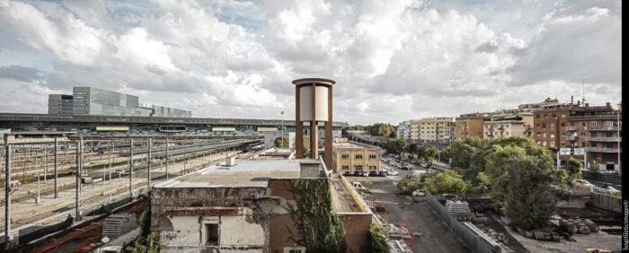 Roma Tiburtina – Area da valorizzare