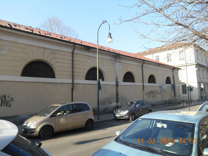 Torino – ex Caserma Saluzzo