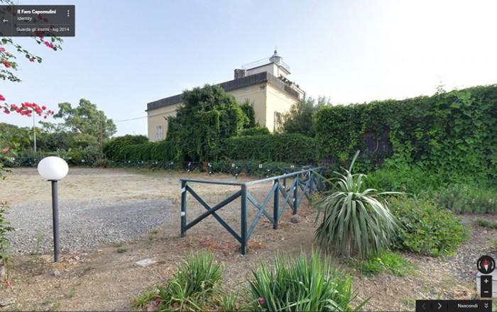 Acireale (Catania) – Capo Mulini Lighthouse