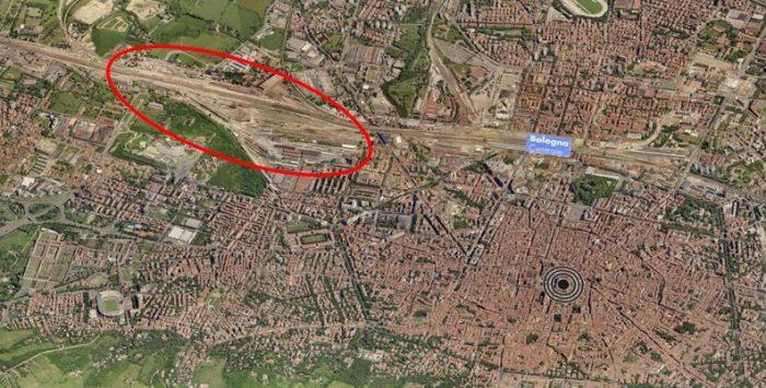fiera di modellismo bologna italy map - photo#22