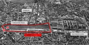 Milano Porta Romana – area da valorizzare Pianta principale
