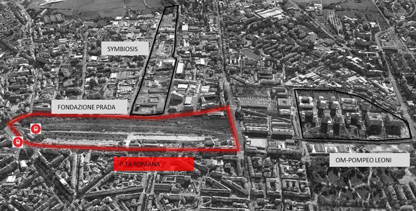 Milano porta romana area da valorizzare ice italian - Autoscuola porta romana milano ...