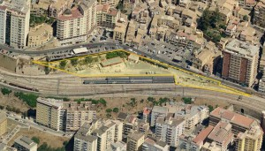 Agrigento – area to be developed Floorplan