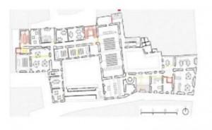 Brescia – Palazzo Avogadro Floorplan