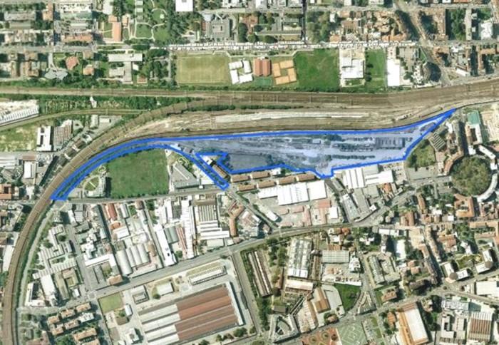 Milano – Rogoredo