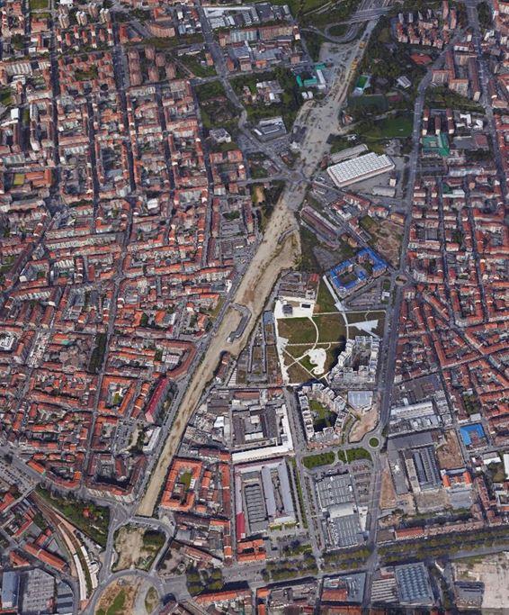 Torino – Rebaudengo Spina 4