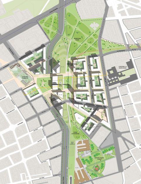 Torino Spina 4 – area da valorizzare