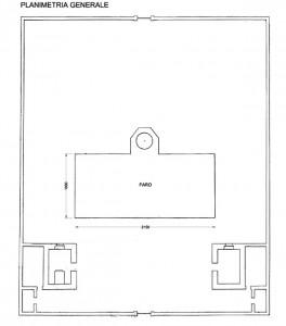 Capo Rizzuto Island (KR) – Capo Rizzuto Lighthouse Floorplan