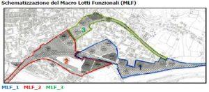 Bolzano – area for redevelopment Floorplan