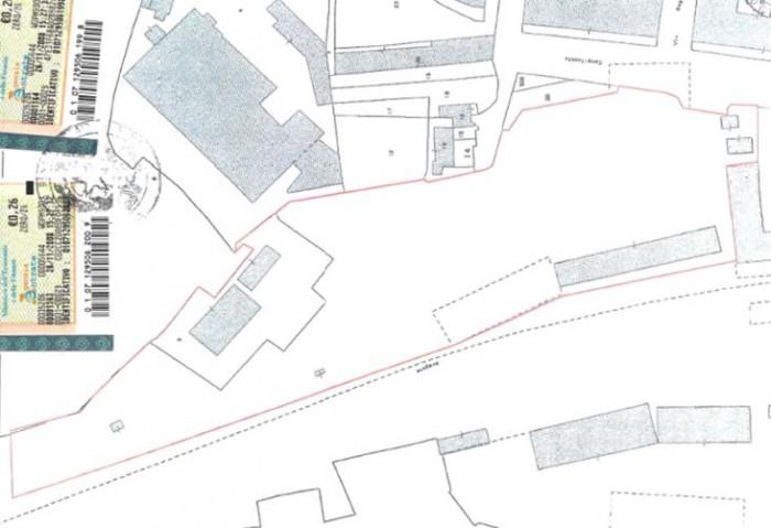 Caltanissetta – area to be developed floorplan