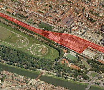 Firenze Porta al Prato- area da valorizzare