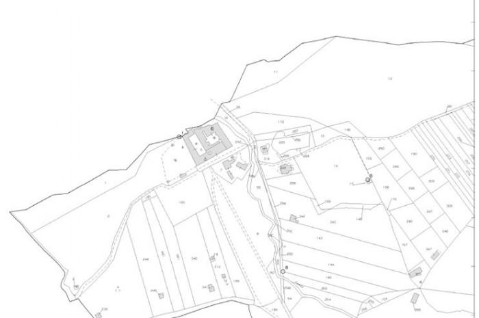 Catania (Bronte) – Castello Nelson floorplan