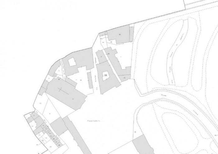 Agliè – Palazzo Birago floorplan
