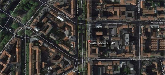 Milano – Viale Abruzzi