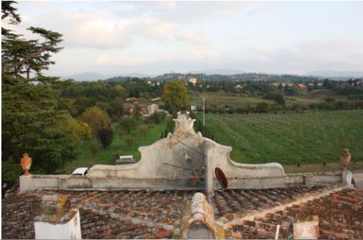 Firenze – Villa Tolomei