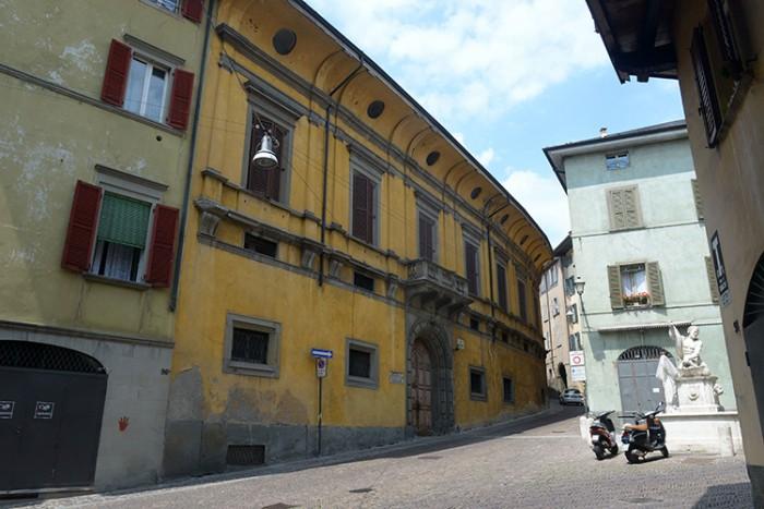 Bergamo – Palazzo Lupi