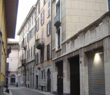 Milano – Via Santa Marta