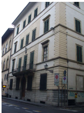Firenze – Via de' Benci