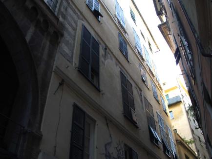 Genova – Via Dei Giustiniani