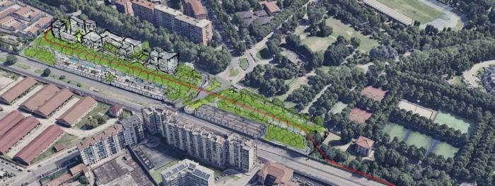 Torino – Corso Brunelleschi