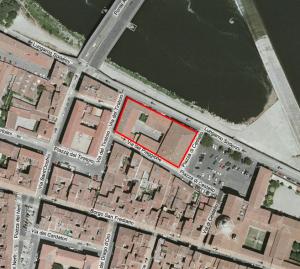 Firenze – Complesso Cavalli Pianta principale