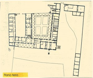 Luco di Mugello – Ex Ospedale Floorplan