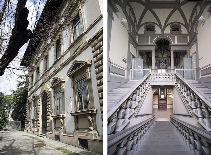 Firenze – Villa Basilewsky