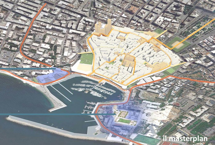 Bisceglie – Urban Renewal Of The Waterfront And Port