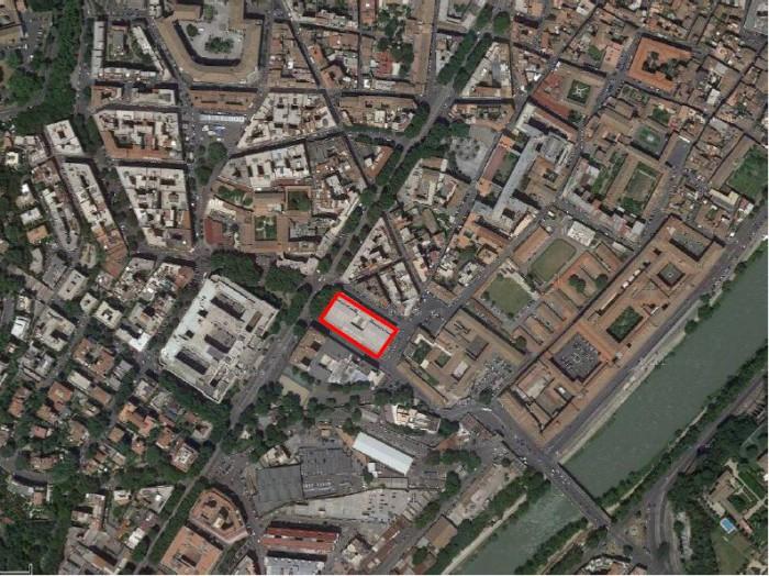 Roma – Palazzo degli Esami