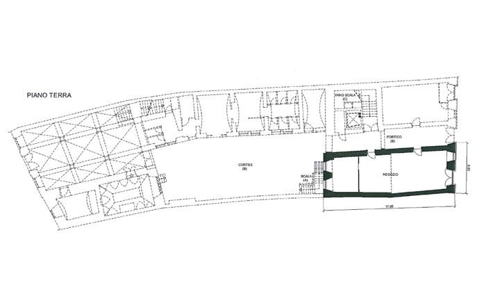 Trento edificio del vecchio municipio ice italian for Appartamenti trento
