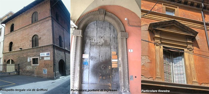 BOLOGNA – TORTORELLI BUILDING (Palazzo Tortorelli)